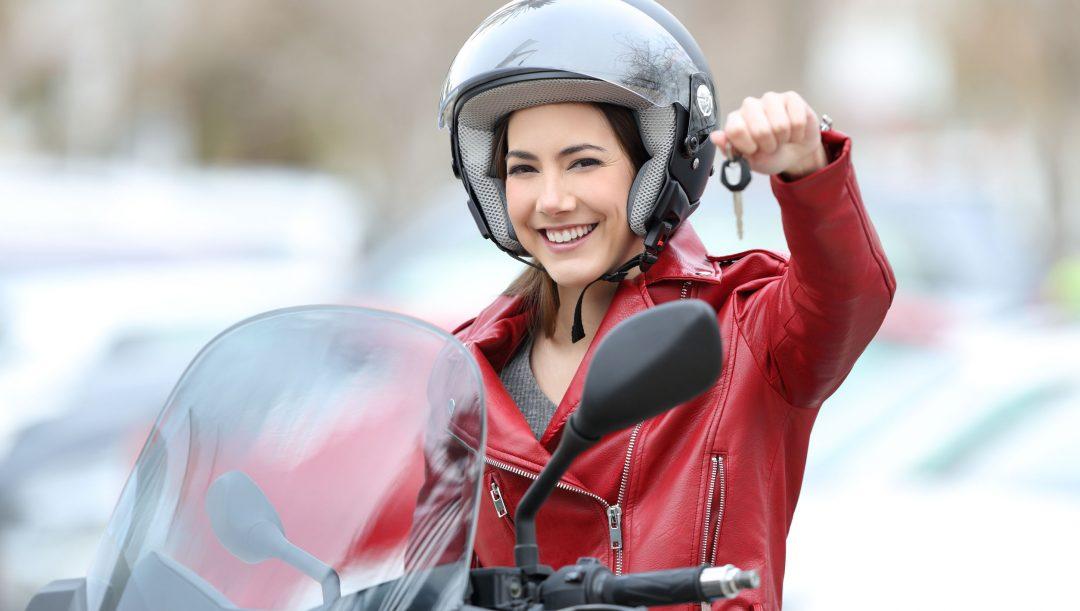 Noleggio moto a breve termine