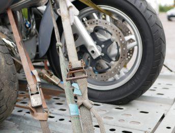 Sequestro e confisca moto