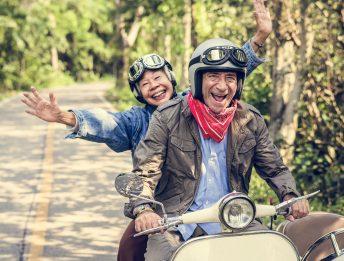 Fino a che età si può guidare la moto