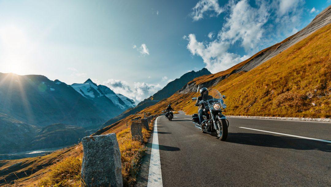 Viaggi in moto all'estero