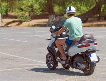 Ciclomotori a tre ruote