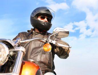 Obbligo casco moto negli USA