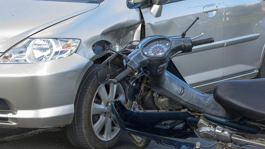 Incidente con moto non assicurata