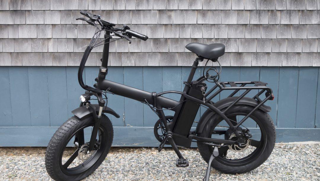 E-bike con walk-assist