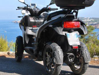 Motocicli a 4 ruote