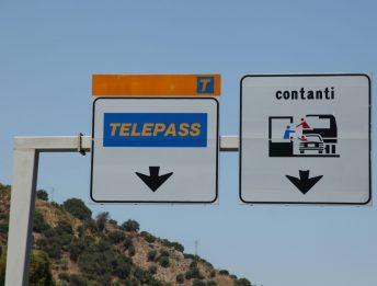 Dove mettere il Telepass sulla moto