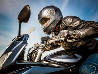 Tasso alcolemico in moto
